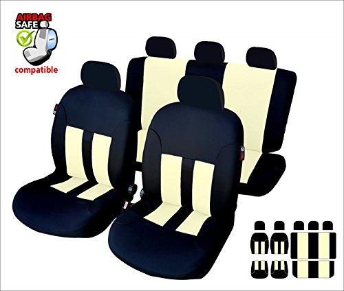 akhan sb609 housse de si ge set housse de si ge housses d j housses housse avec airbag. Black Bedroom Furniture Sets. Home Design Ideas