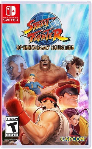 Buy Anniversary Street Fighter Collection Now!
