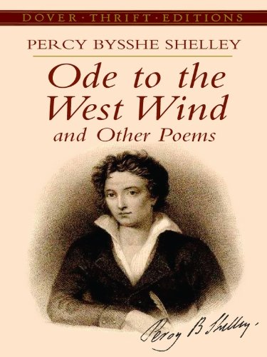 an analysis ode to the west wind written by percy bysshe shelley I am talking to you about percy shelley's 'ode to the west wind' it's an ode written in a bunch of ode to the west wind by shelley: analysis and summary.