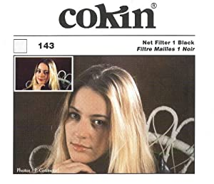 Cokin P143 Net Filter 1 Black Square Filter