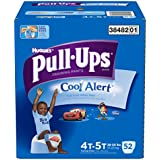 Pull-Ups Training Pants with Cool Alert for Boys, 52 Count