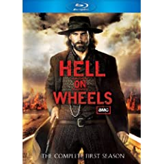 Hell On Wheels - The Complete First Season  [Blu-ray]