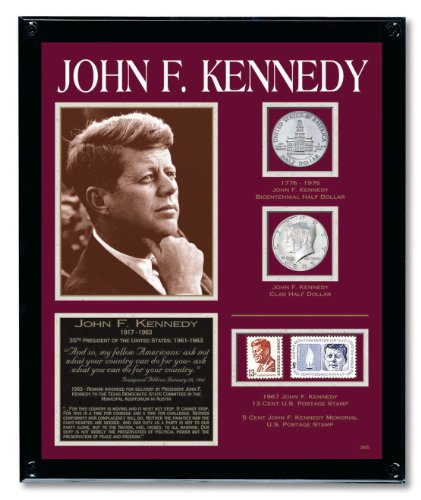 John F. Kennedy Tribute Collectible