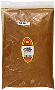 Marshalls Creek Spices Refill Pouch No Salt Outback Steakhouse Seasoning, XL, 22 Ounce