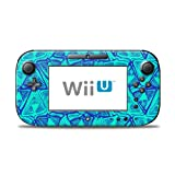 Tribal Beat Design Protective Decal Skin Sticker (Matte Satin Coating) For Nintendo Wii U Controller Device