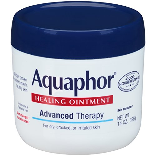 Aquaphor Advanced Therapy Healing Ointment Skin Protectant 14 Ounce Jar (Skin Care Jelly compare prices)