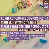 マーラー:交響曲第3番ニ短調(1893-96, 1906年改訂/カール・ハインツ・フュッスル校訂版) (Mahler : Symphony No.3 / Mariss Jansons, Royal Concertgebouw Orchestra) [2 SACD Hybrid] [輸入盤]