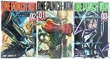 ワンパンマン コミック 1-3巻セット (ジャンプコミックス)
