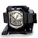 DT01091 - Lamp With Housing For Hitachi CP-AW100N, CP-D10, CP-DW10N, ED-AW110N, ED-D10N, ED-D11N Projectors