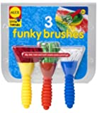 ALEX Toys Little Hands Funky Brushes