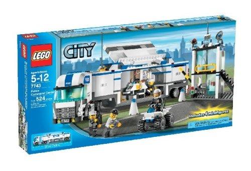 LEGO City 7743 Polizeiüberwachungswagen jetzt kaufen