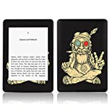 TaylorHe Vinyl Skin Decal for Amazon Kindle Paperwhite Ultra-slim protection for Kindle MADE IN BRITAIN FREE UK DELIVERY Design of hippy, funky, peace