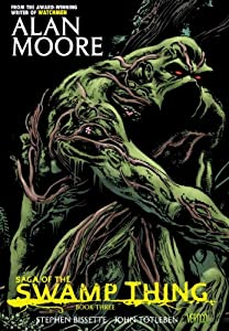 Saga of the Swamp Thing, Book 3 by
