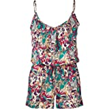 FULL TILT Abstract Womens Romper