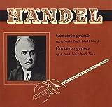ヘンデル:合奏協奏曲