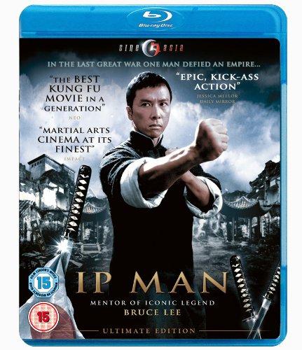 Yip Man / Ip Man / Ип Ман [Ип Мань / Ип Мэн] (2008)