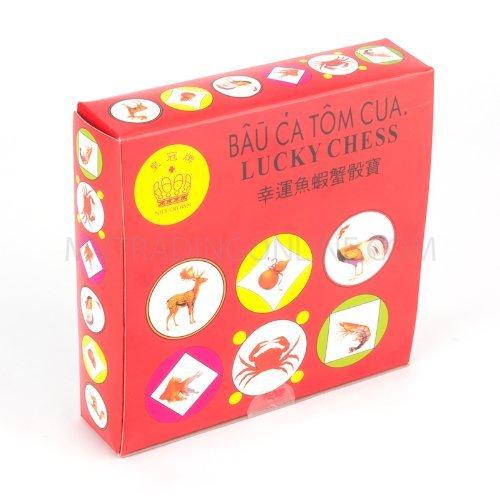 LUCKY CHESS OR BAU CA TOM CUA (Bau Ca Tom Cua compare prices)