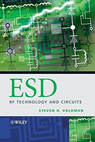 ESD : RF Technology and Circuits, by Steven H. Voldman