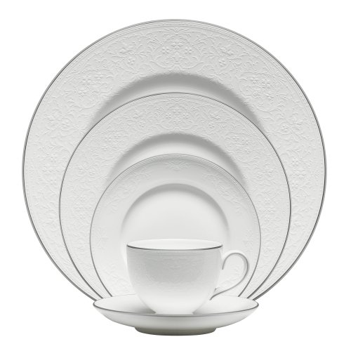 Wedgwood English Lace 5-Piece Place Setting – Promo Offer thumbnail