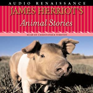 James Herriot's Animal Stories Audiobook