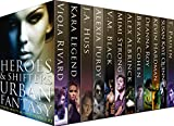 Heroes & Shifters Urban Fantasy Multi-Author Boxed Set: Urban Fantasy novels about shifters and werewolves, witches and wizards, mages, ghosts, angels, ... Urban Fantasy and Super Powers Book 3)