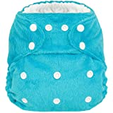 The MINKY HERO Pocket Cloth Diaper with 5% Active Wick