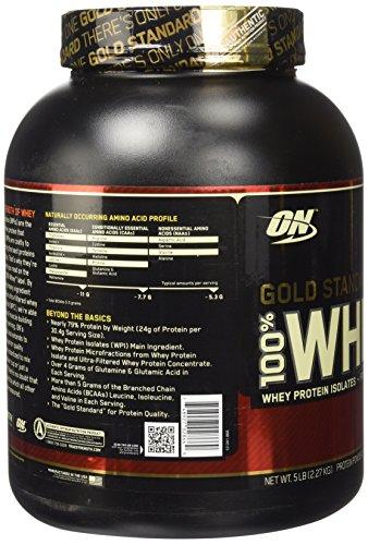 Optimum Nutrition Gold Standard  Whey Double Rich Chocolate Description
