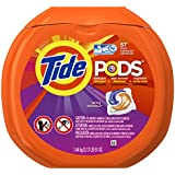 Tide PODS Spring Meadow HE Turbo Laundry Detergent Pacs 57-load Tub