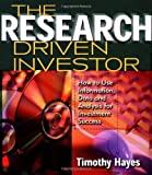 img - for The Research Driven Investor: How to Use Information, Data and Analysis for Investment Success Hardcover October 30, 2000 book / textbook / text book