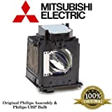 Mitsubishi WD-Y57 Lamp with Housing 915P049010