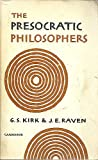 Presocratic Philosophers (0521091691) by Kirk