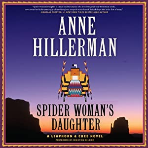 Spider Woman's Daughter Audiobook
