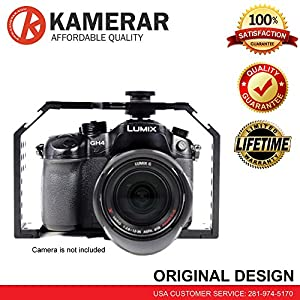 Authentic Kamerar Fhugen Fusion Honu Camera Video Cage for Panasonic GH3/GH4 and Sony A7/A7R