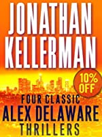 Four Classic Alex Delaware Thrillers 4-Book Bundle Front Cover