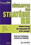 echange, troc Paul Kearns - Développer une stratégie RH