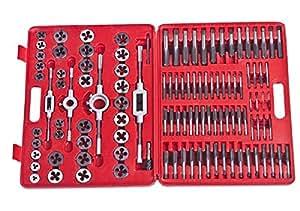 VidaXL 210013 Coffret tarauds et filières 111 pièces