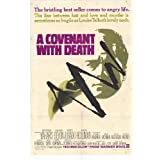 Covenant With Death Poster 27x40 George Maharis Laura Devon Katy Jurado