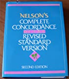 img - for Nelson's Complete Concordance of the Revised Standard Version book / textbook / text book