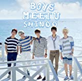 Boys Meet U (通常盤)(CD+DVD)