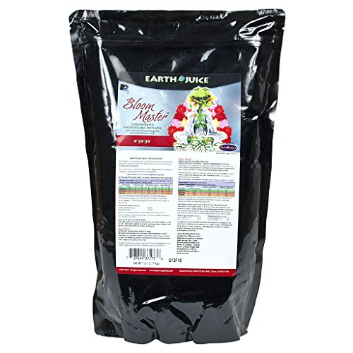 Earth Juice Bloom Master, 7 Lb (Bloom Master compare prices)