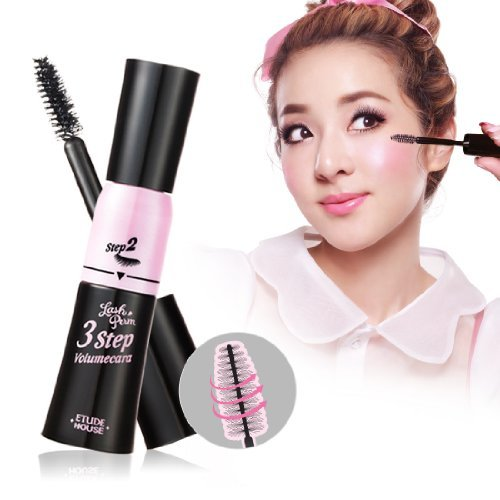 Etude House Lash Perm 3 step Volumecara