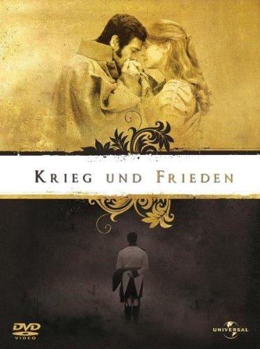 Krieg und Frieden (Book Edition) [2 DVDs]