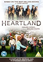 Heartland: The Complete Sixth Season [DVD] [Edizione: Regno Unito]