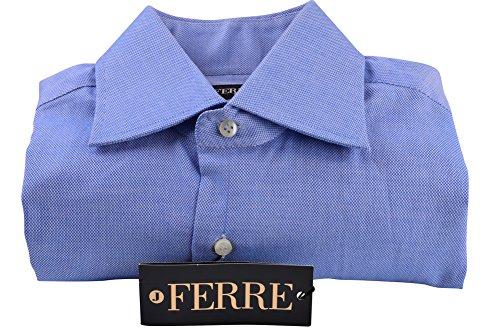 gianfranco-ferre-camicia-daffari-formale-e-business-polsino-singolo-con-2-bottoni-collo-ampio-alling