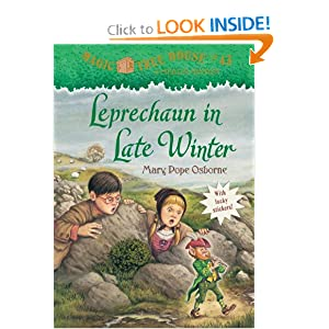 http://www.amazon.com/Magic-Tree-House-43-Leprechaun/dp/037585651X