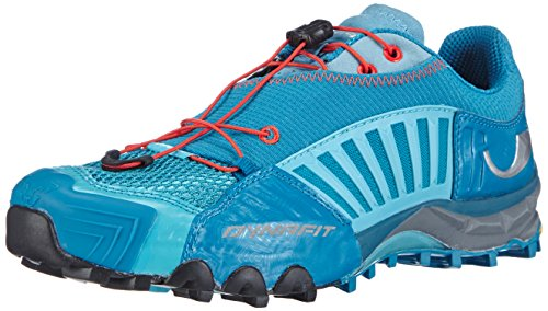 Dynafit - WS FELINE SL, Scarpe da trail running da donna, Blu (3322 FiJi Blue/Silvretta), 38