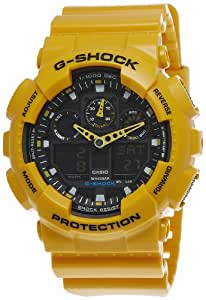 Casio Men's G-Shock Watch GA100A-9A