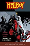 Hellboy: Masks and Monsters (1595825673) by Mike Mignola