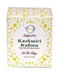 Kashmiri Kahwa Green Tea (25 Tea Bags)