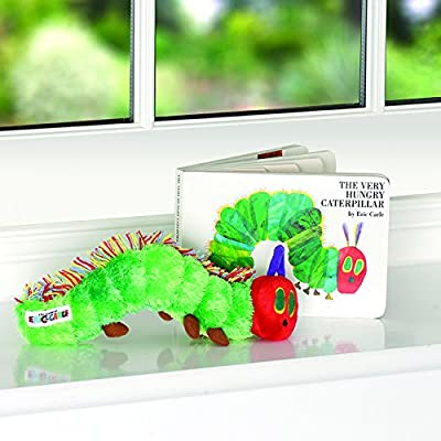 World of Eric Carle, Very Hungry Caterpillar Bean Bag Toy from World of Eric Carle